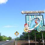 ハレイワの街