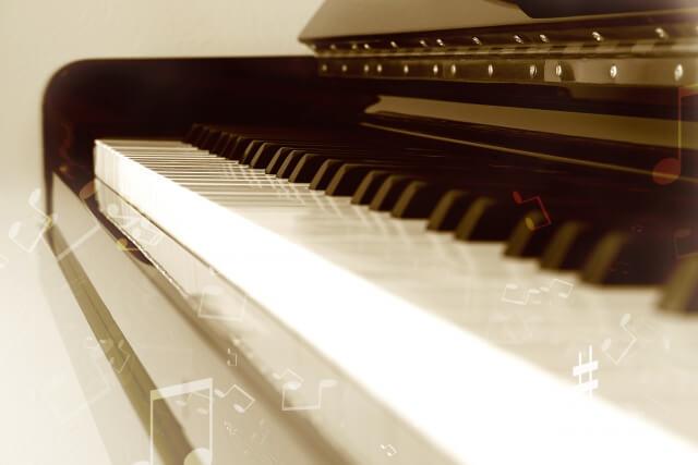 セピア色の鍵盤