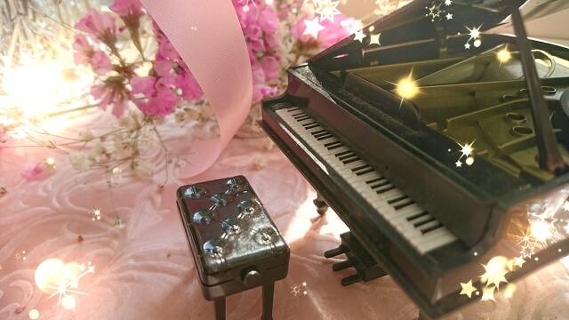 グランドピアノのイメージ