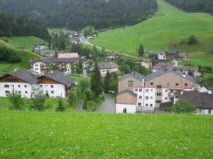 オーストリアアルプス地方
